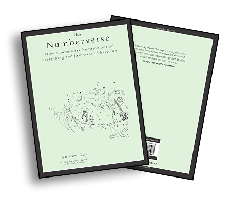 The Numberverse by Andrew Day