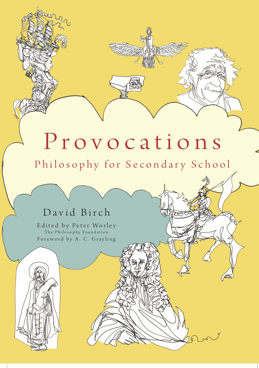 Provocations paperback cover